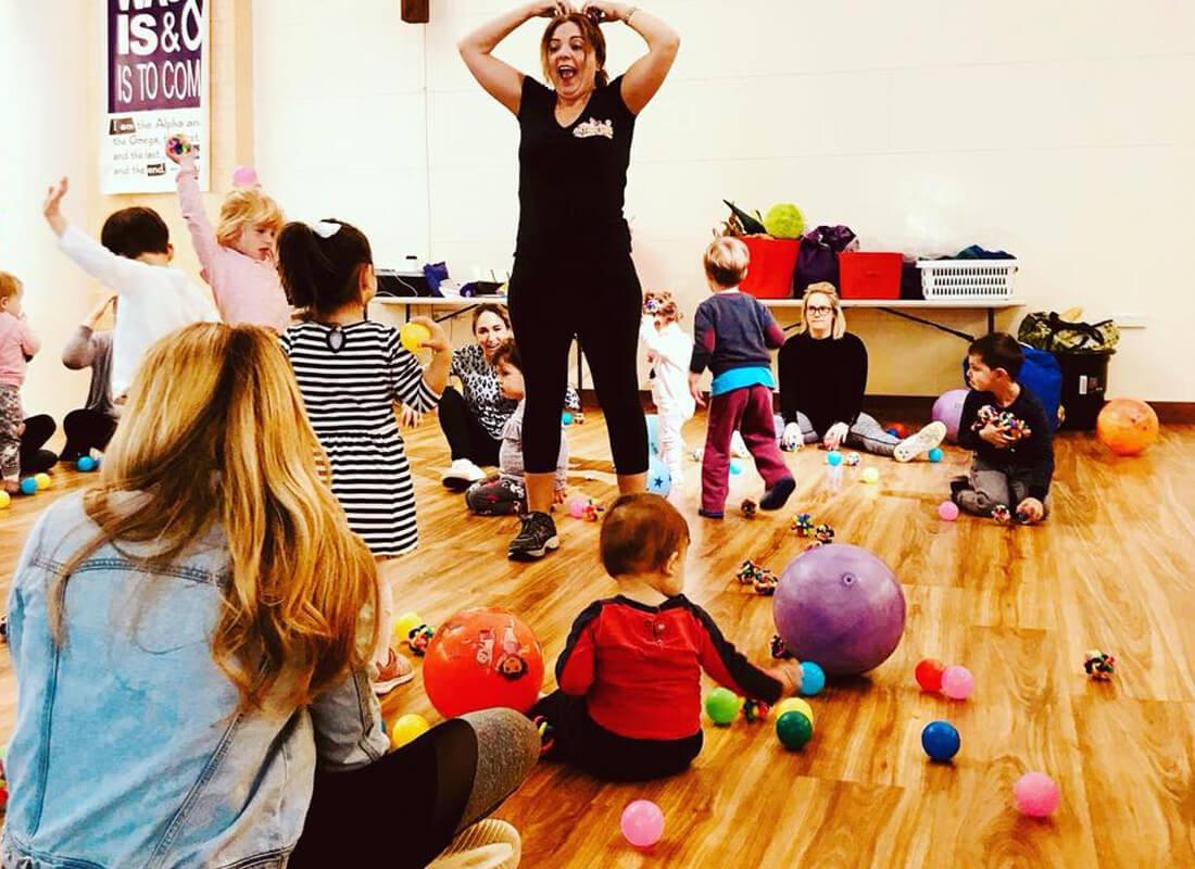 Kids Birthday Parties at Action Studios (Indoor Party Venue)