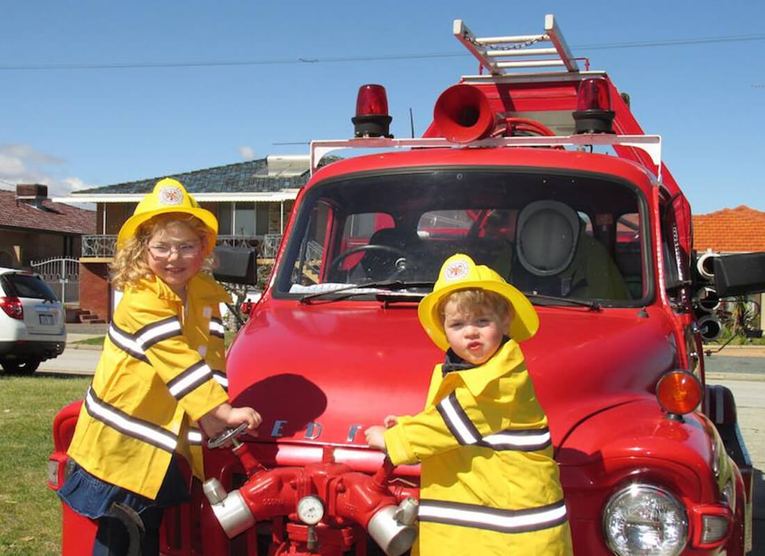 Fire Engine Fun