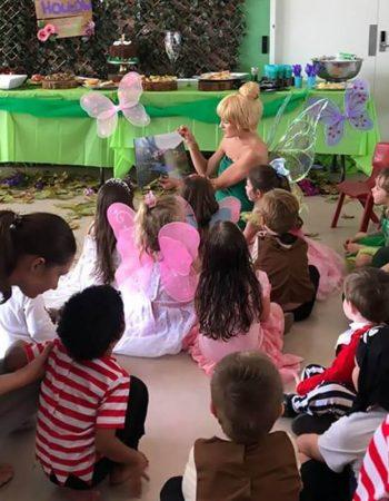 Unreal Kids Parties