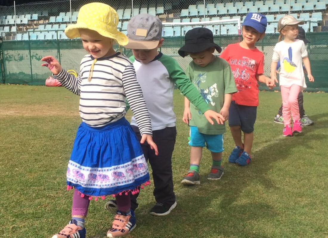 Kanga Squads, Holiday Camps & Birthday Parties at Maccabi Tennis