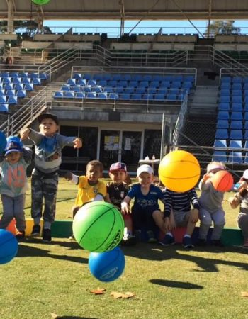 Kanga Squads, Holiday Camps & Birthday Parties at Maccabi Tennis