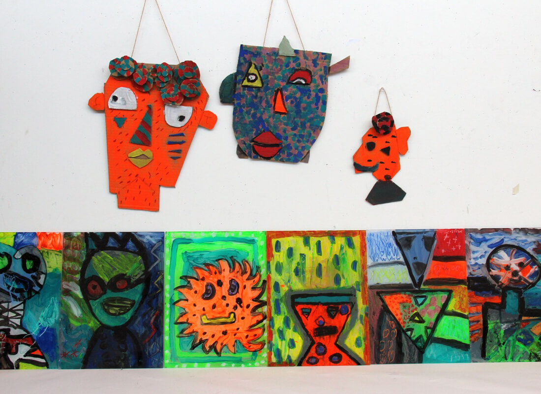 Art Est's Spring School Holiday Workshops