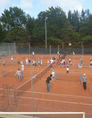 Croydon Tennis Centre