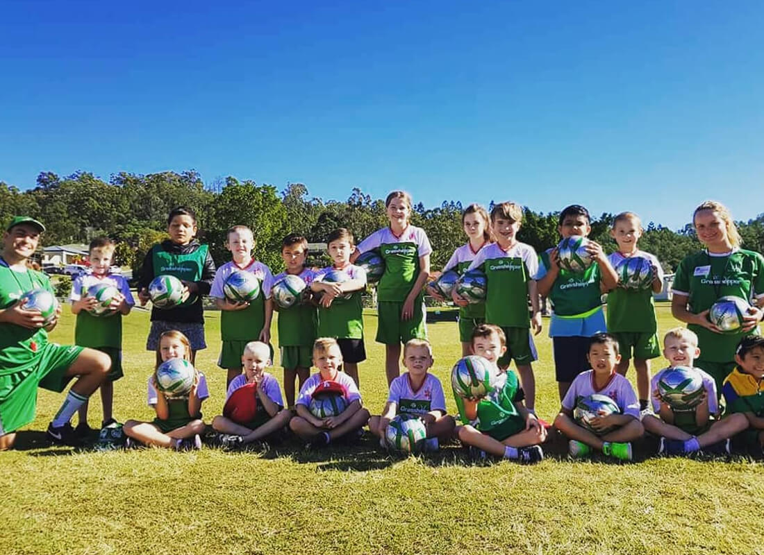 Grasshopper Soccer Brisbane North West & South East