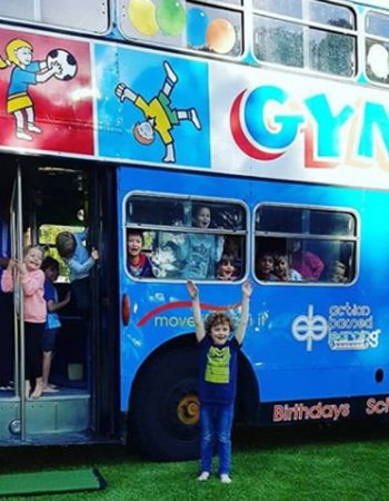 Gymbus – When the Fun Parks at Home