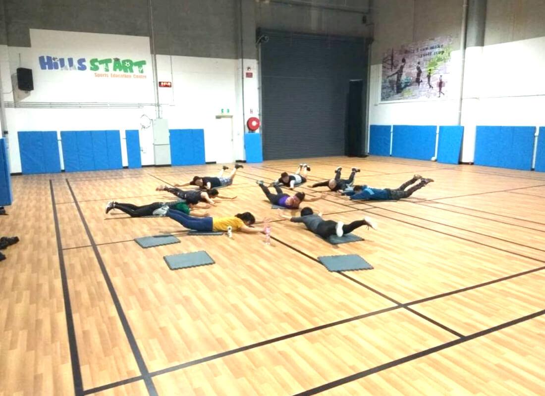 Hills Start Sports Education Centre