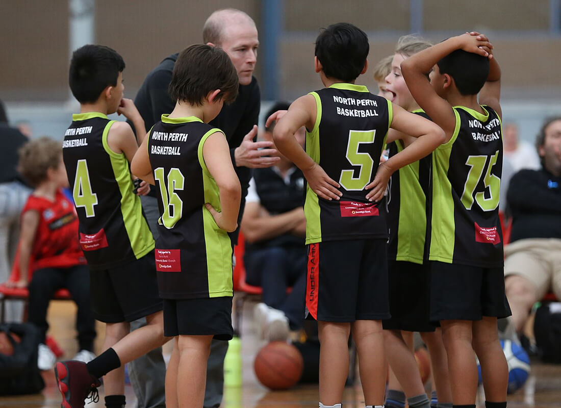 North Perth Basketball