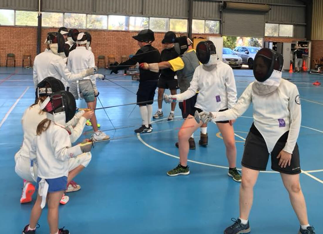 Silversword Fencing Academy