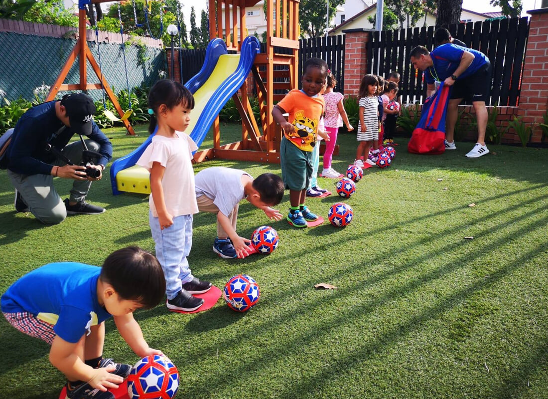 Soccajoeys – Preschool & Junior Soccer Program