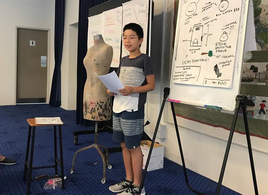SpeakOut Schools – Public Speaking Holiday Workshops