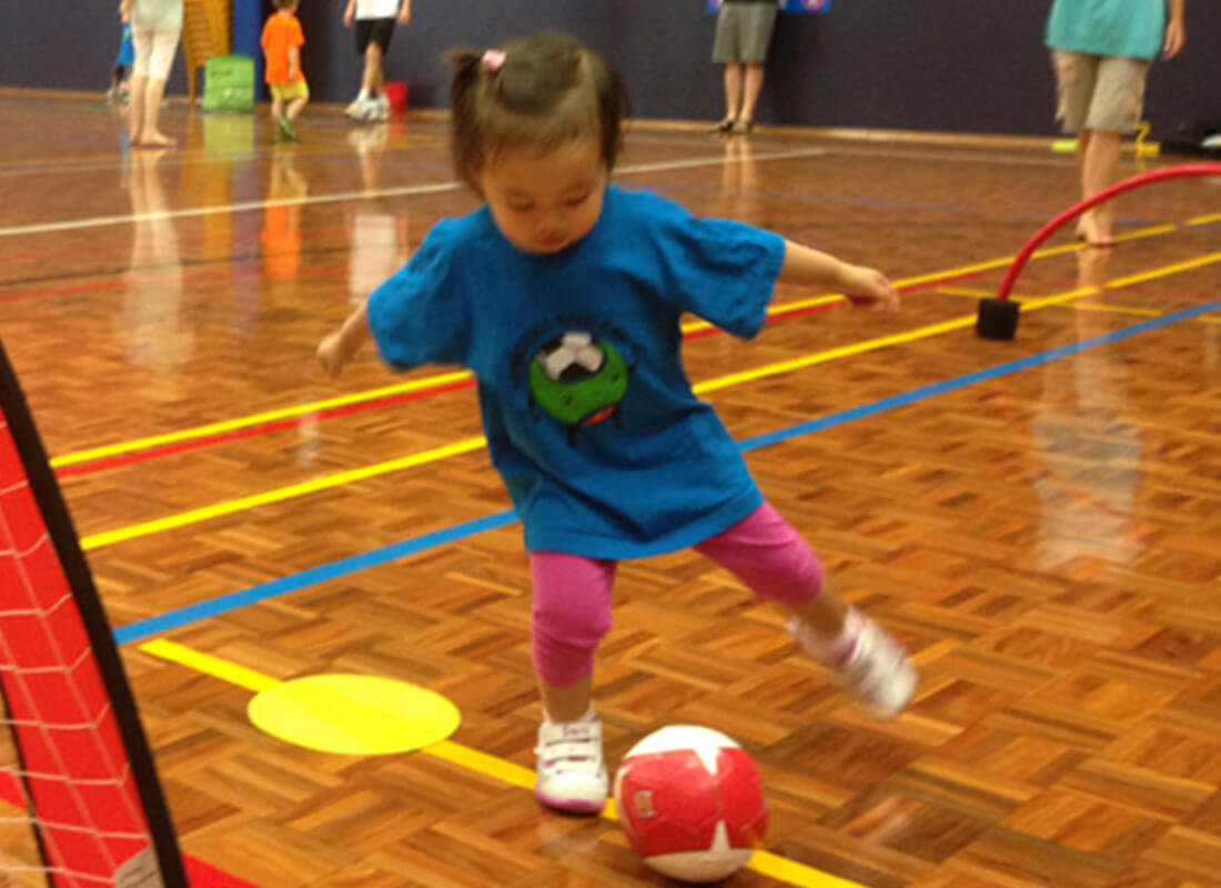 Sporteka – 2 to 7 year olds ONLY
