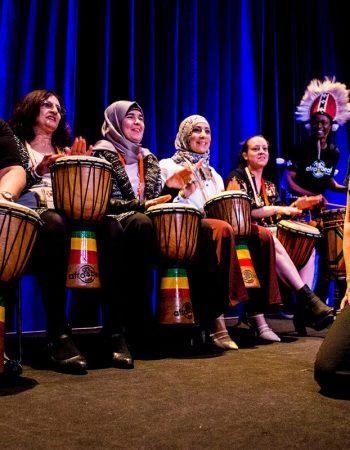 Afrobeat – African Drumming & Dance