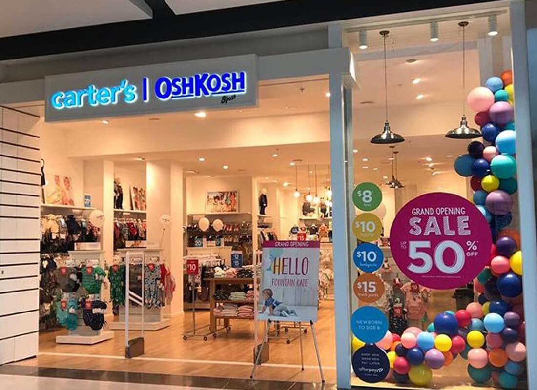 Carter's – OshKosh B'gosh Australia