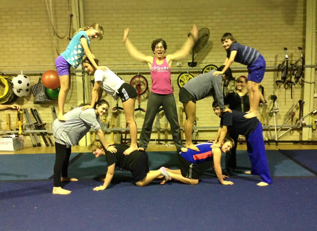 CirQuest Circus School