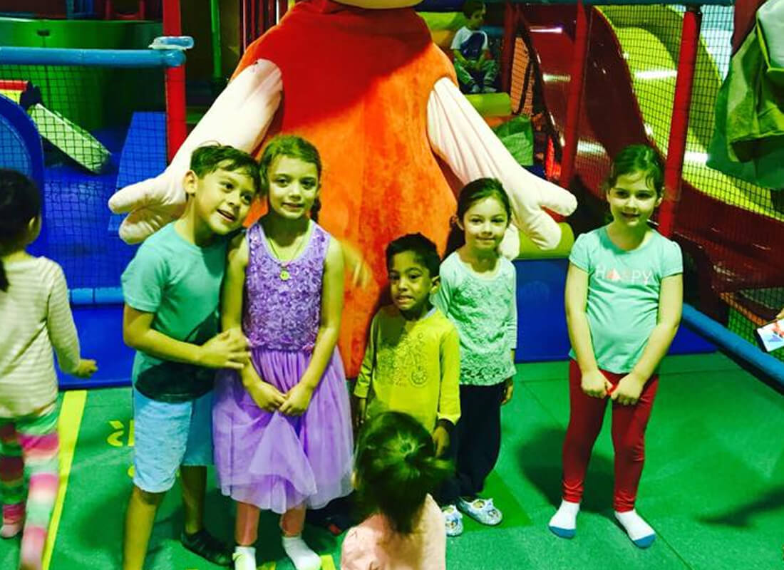 Club Kids Playhouse & Cafe