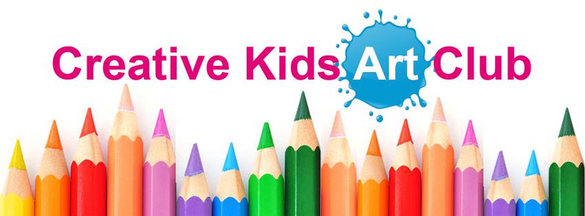 Creative Kids Art Club
