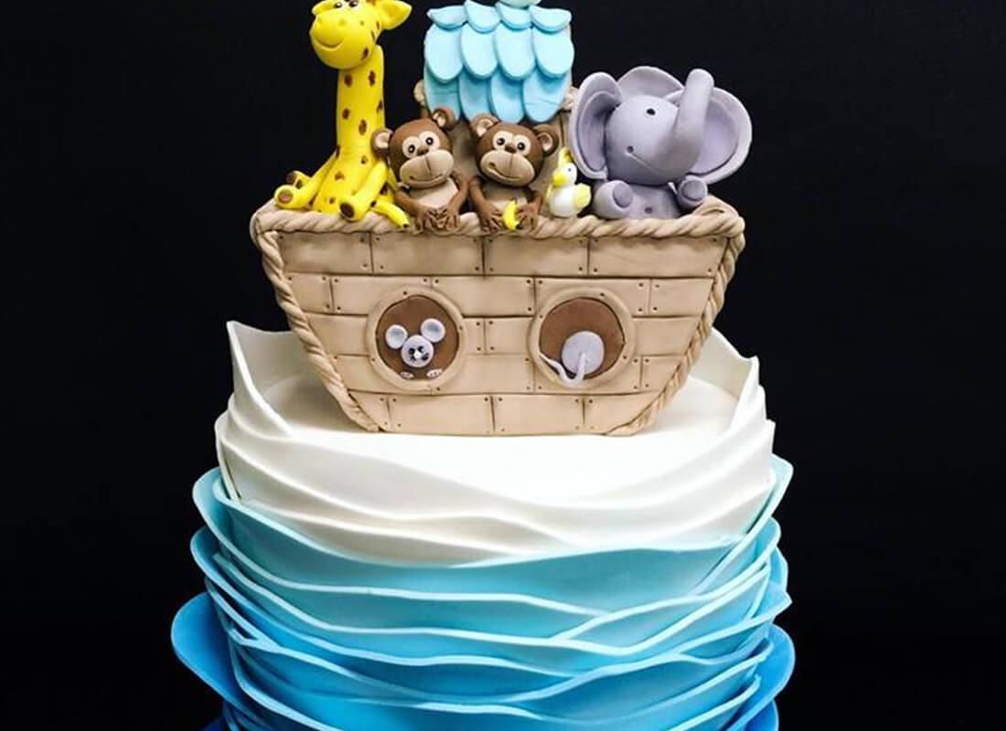 Cristarella Cakes