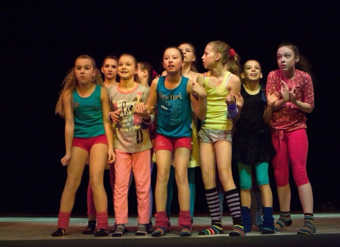 Drama With A Difference – Acting School