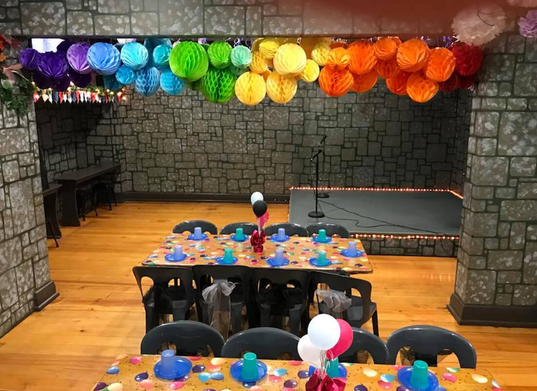 The Enchanted Palace – Children's Disco Parties