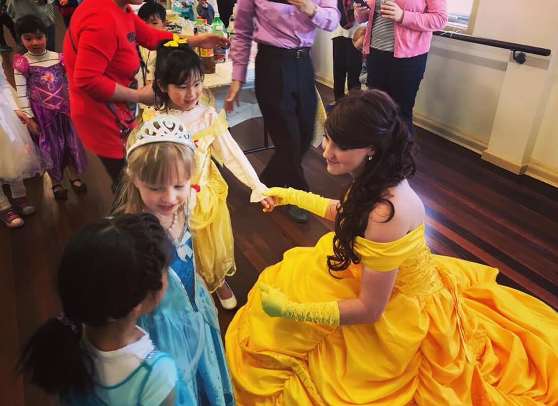 Finding Fairyland Children's Entertainment and Corporate Events