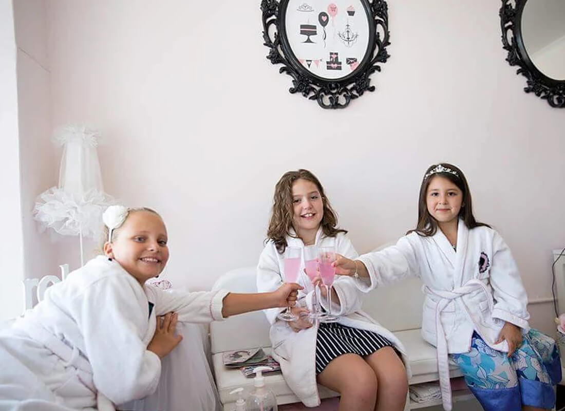 Glamour Girl Kids Day Spa