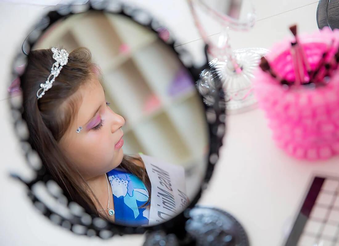 Glamour Girl Kids Day Spa