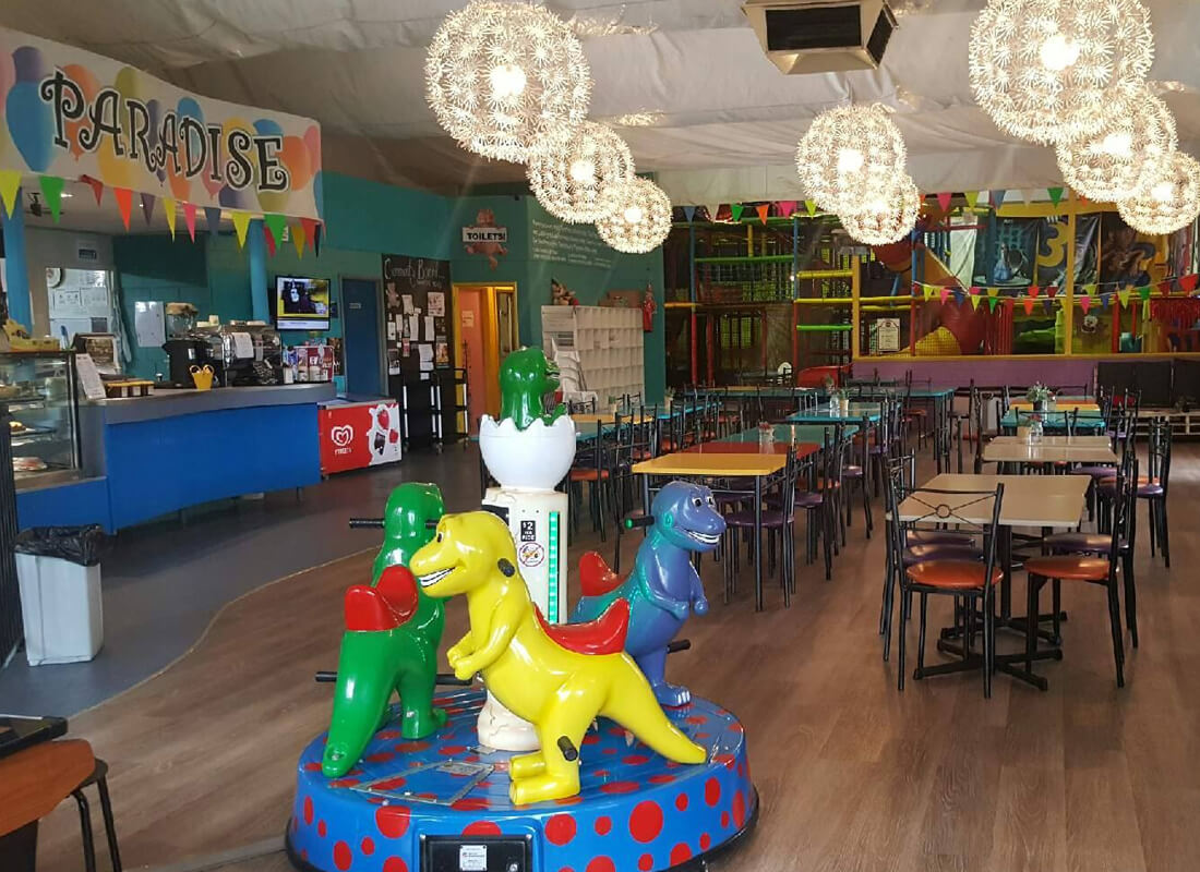 Kidz Paradise Indoor Playcentre and Cafe