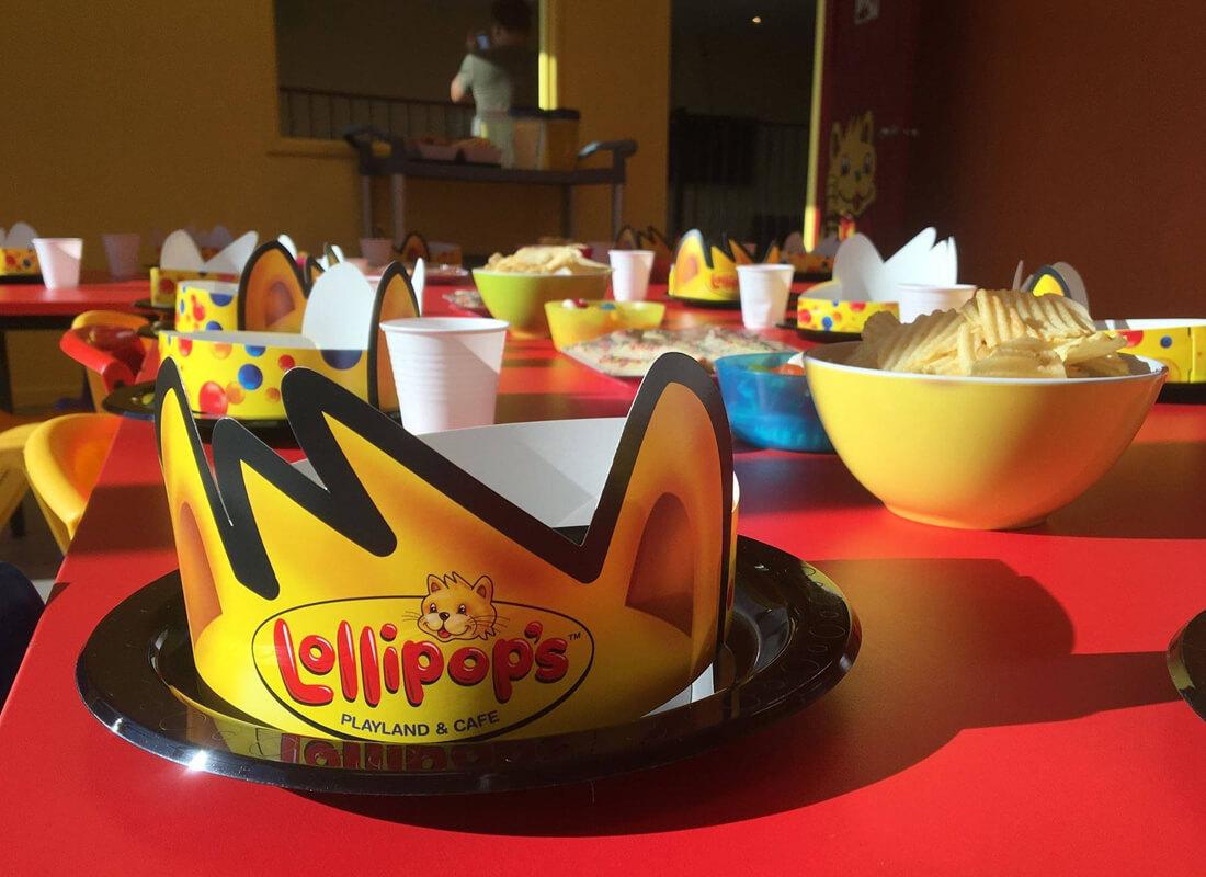 Lollipop's Playland & Cafe Fountain Gate