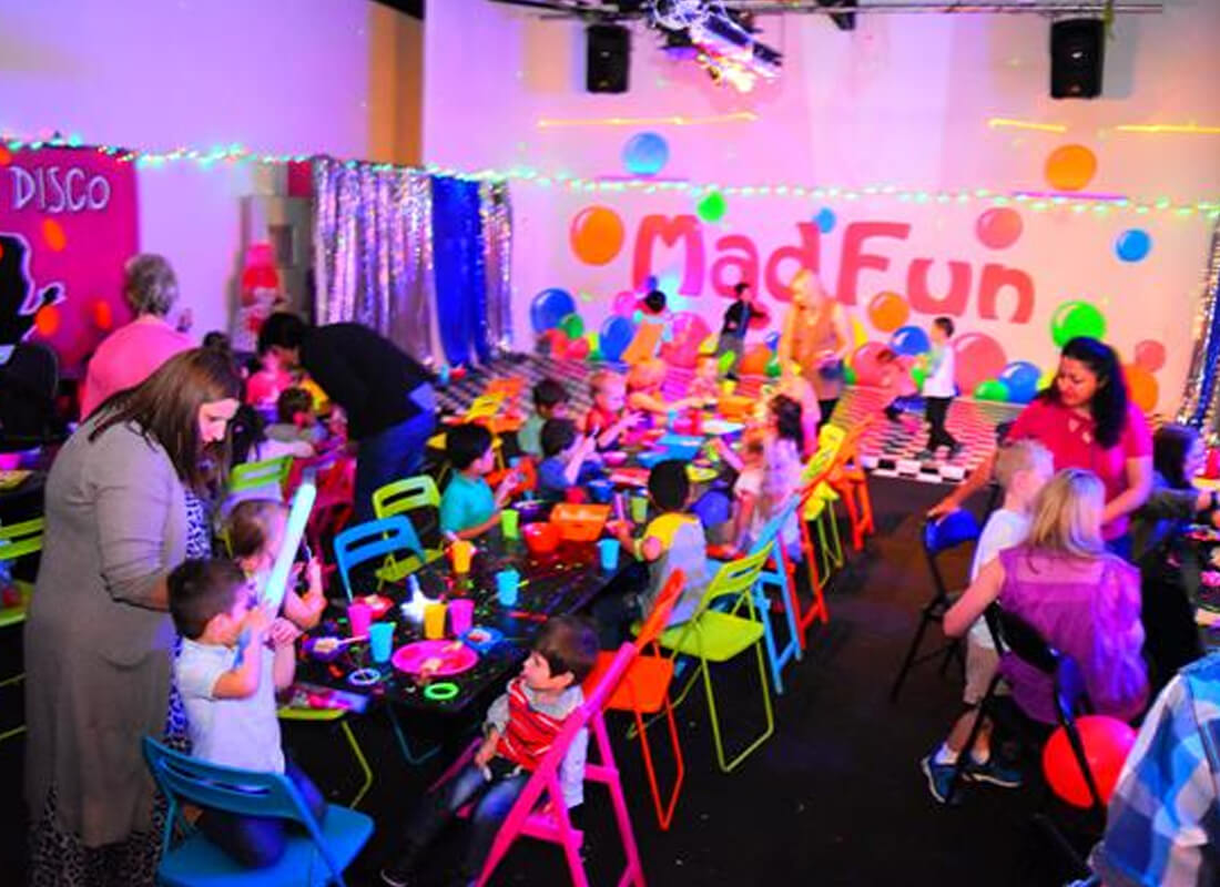 Madfun Kids Disco