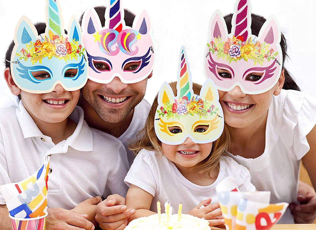 The Magic Unicorn Parties for Kids