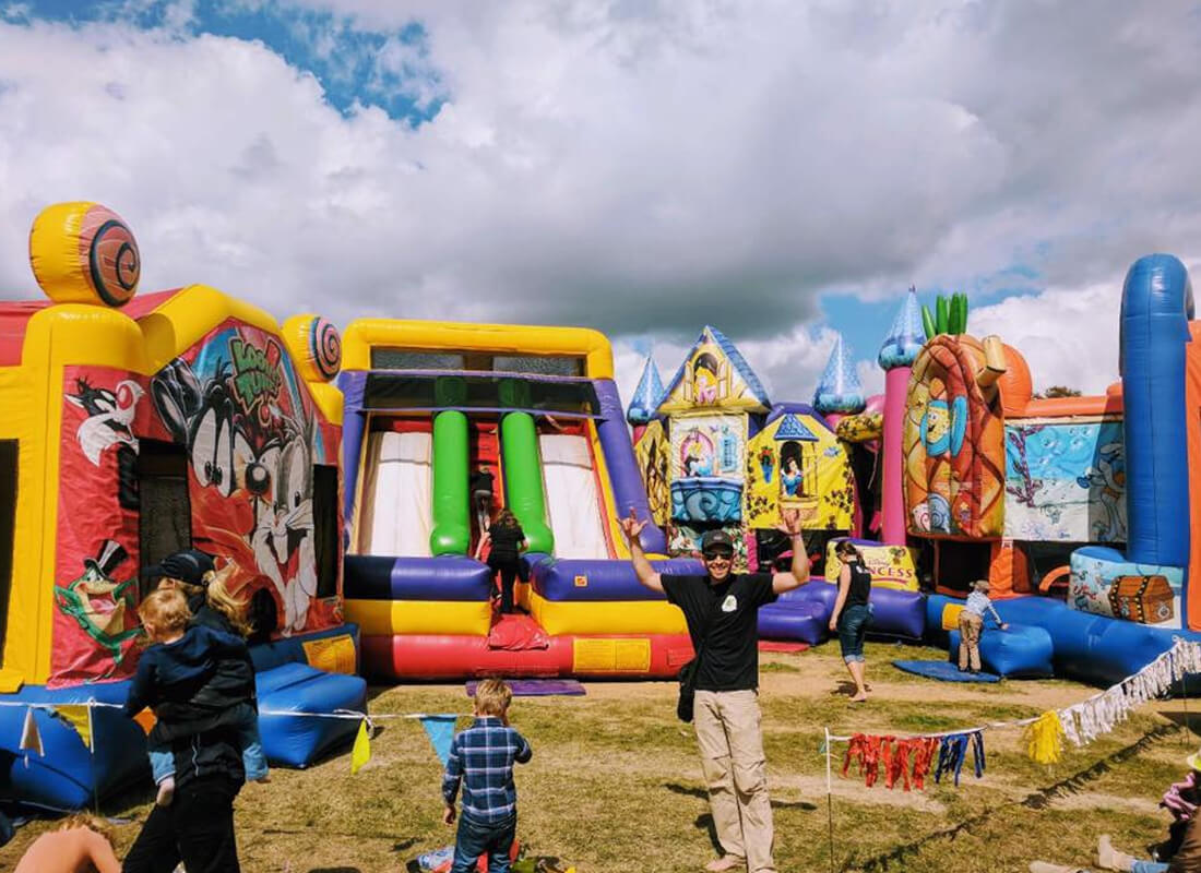 Monsterball Amusements and Hire
