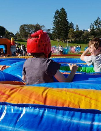 Perth Bouncy Castle Hire