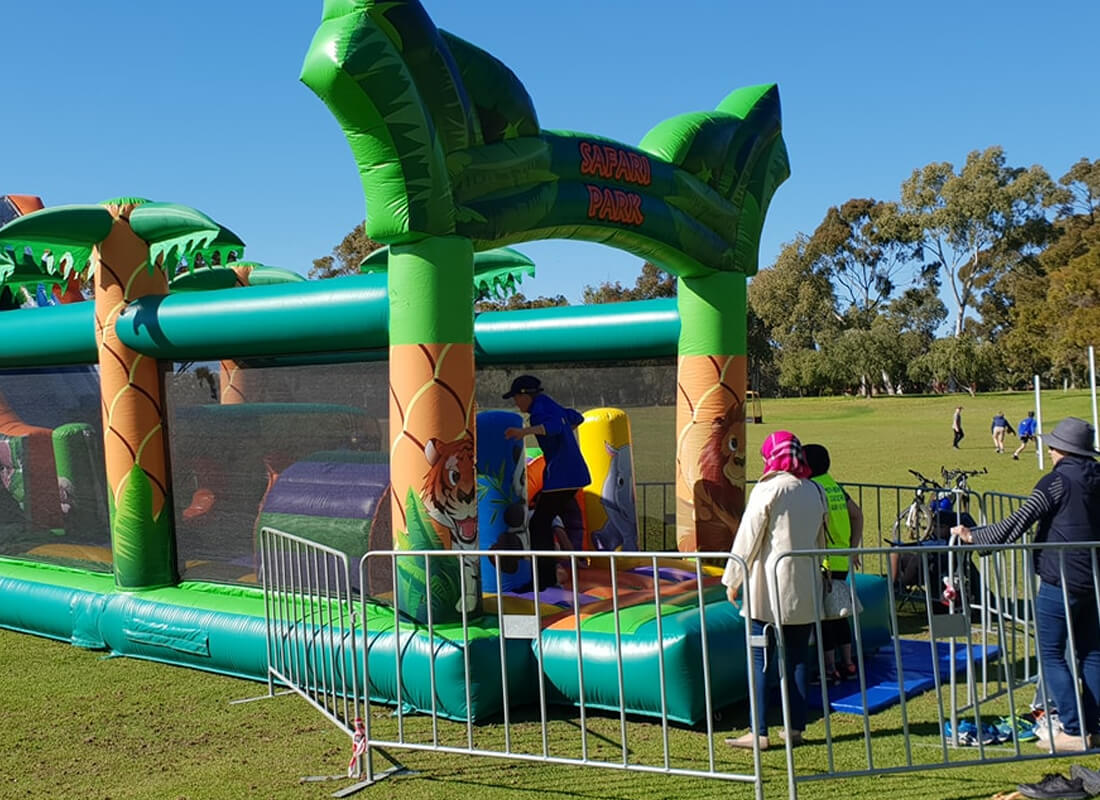 Perth Bouncy Castle Hire