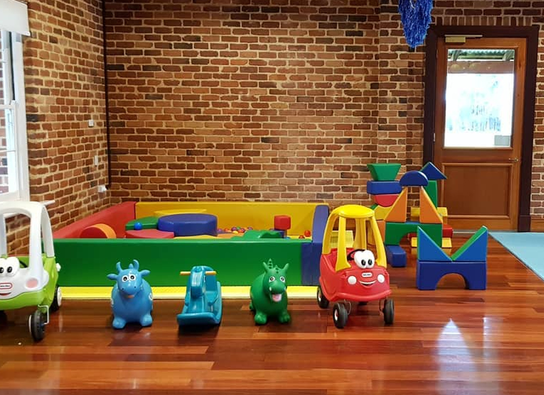 Tumble Tots Soft Play & Kids Party Hire