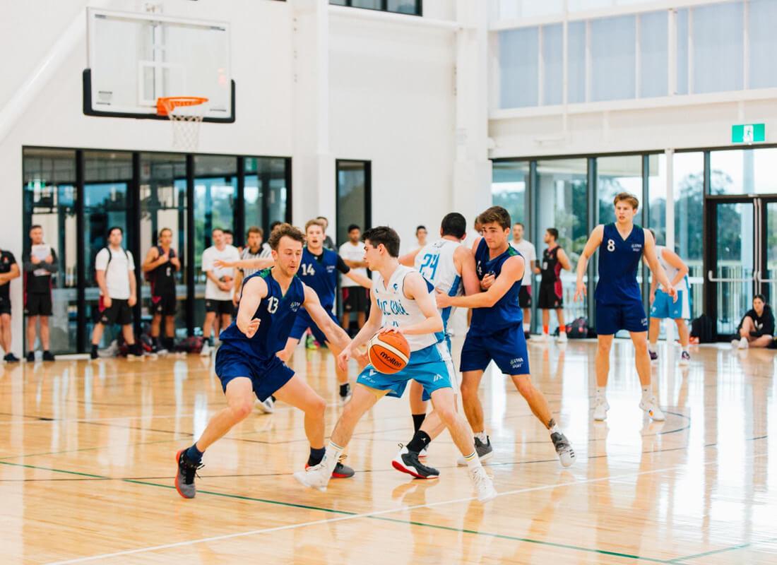 UWA Sports Kids Holiday Program
