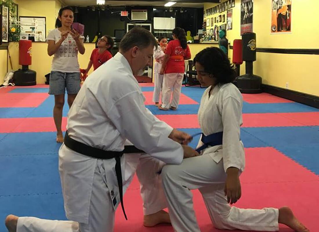 Yoseikan-Ryu Karate – Craigie
