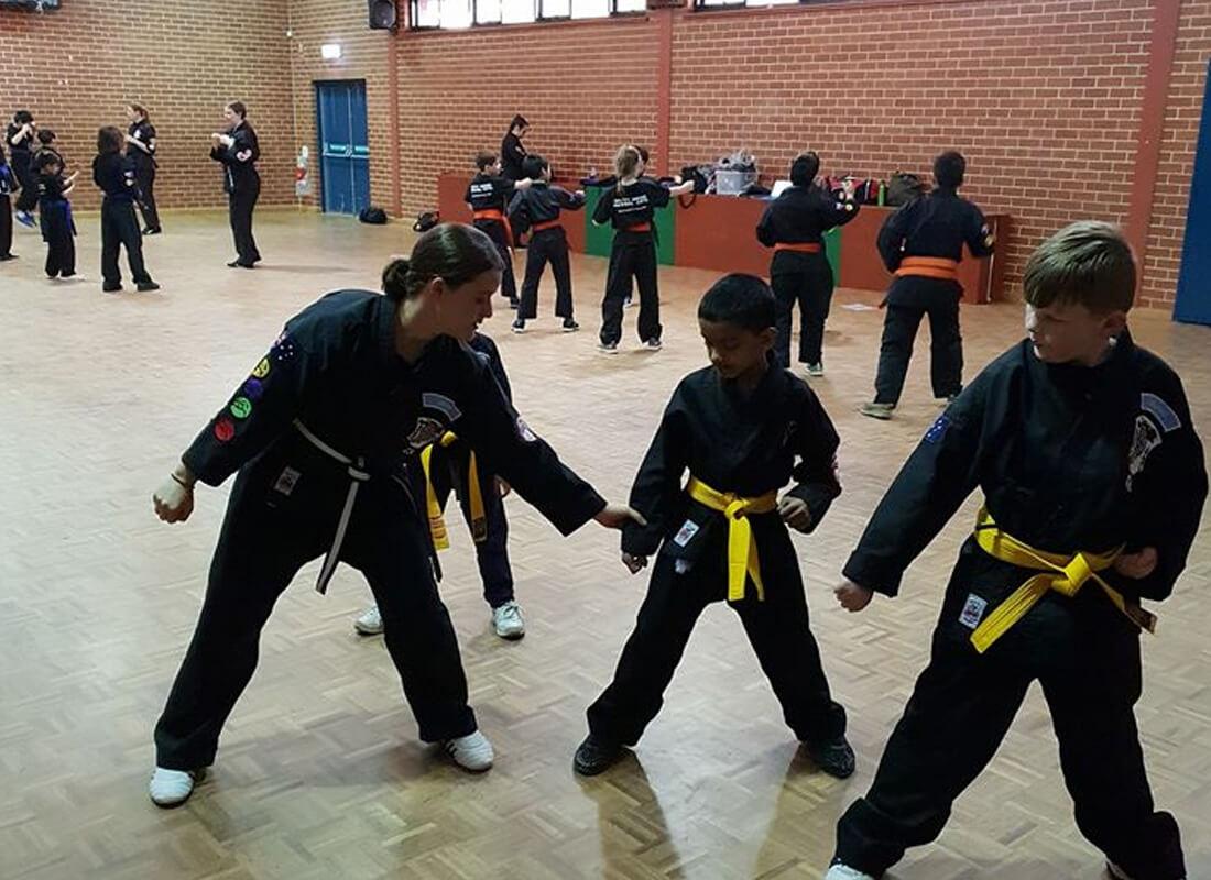 Empty Hands Martial Arts