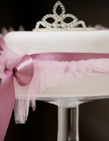 Tiny Tutu Cake Couture & Baby Ballet Birthday Parties