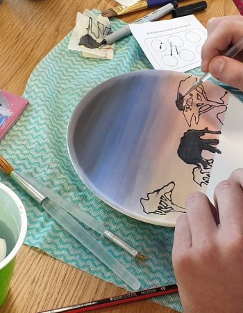 Colour My Pot – Paint Your Own Pottery Studio