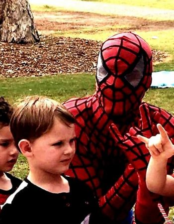 Awesome Possum Kids Parties Superheroes