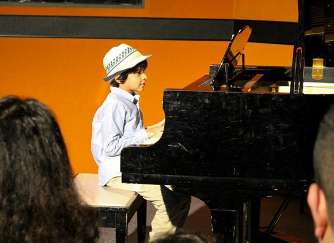Ju Percussion Music School