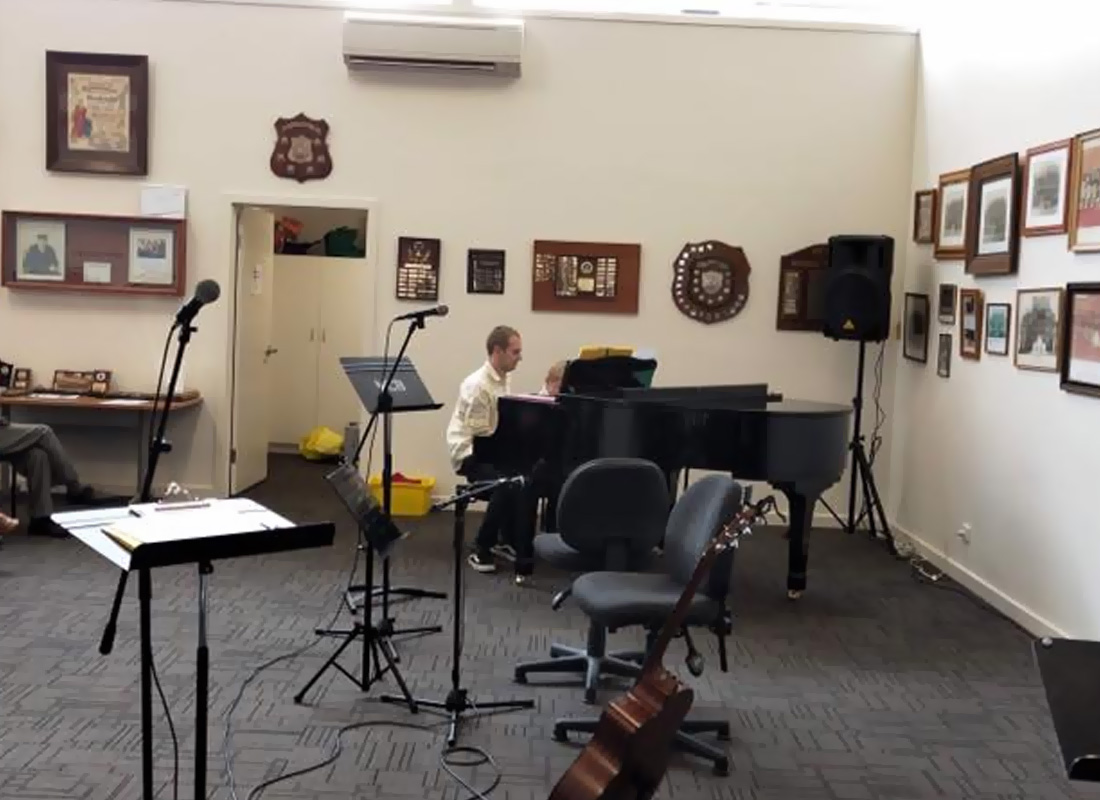 Australian Academy of Music