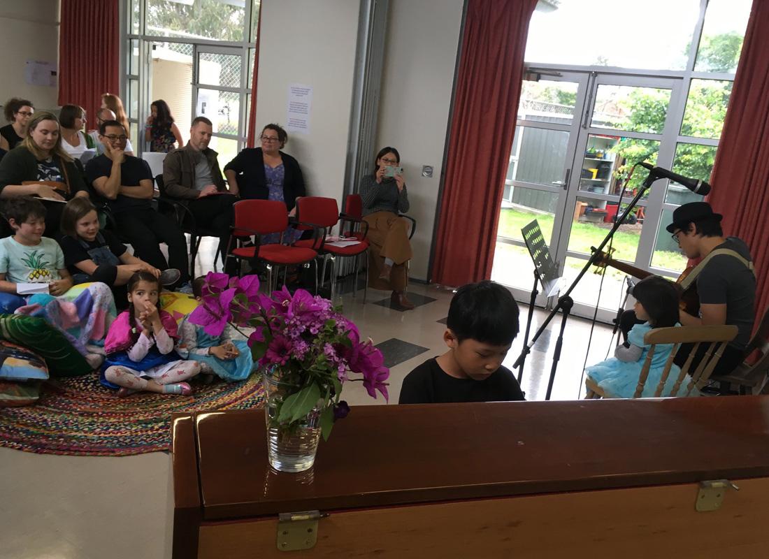 Chasing Sound Music School