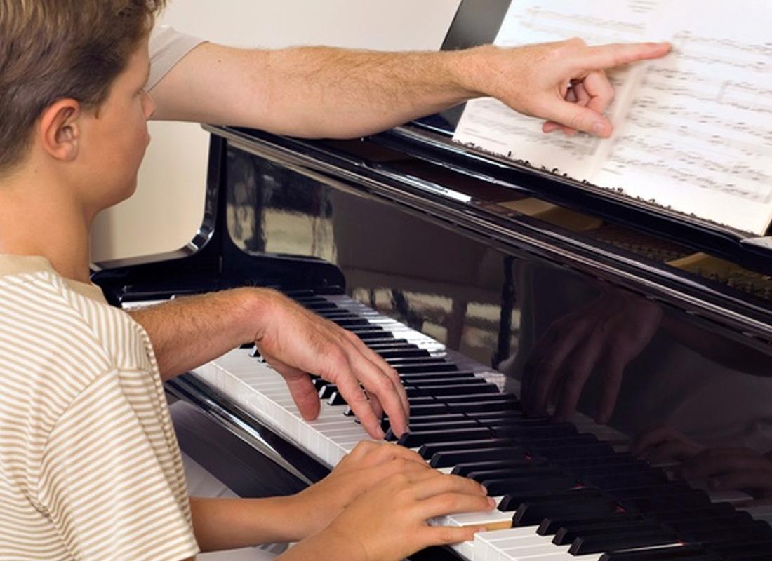 Larisa's Piano Lessons