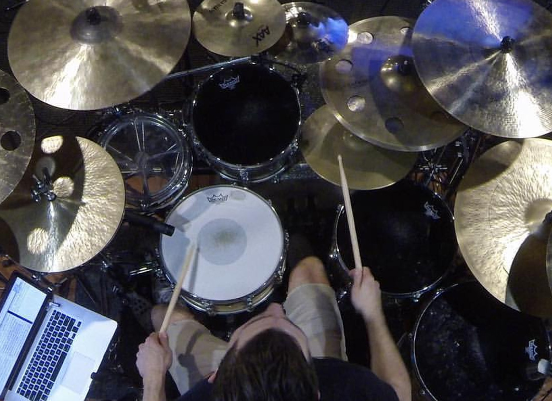 Troy Wright Drums