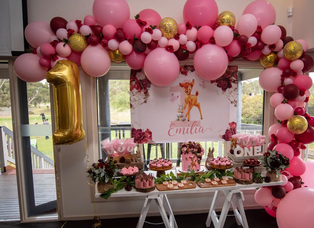 Lou's Balloons