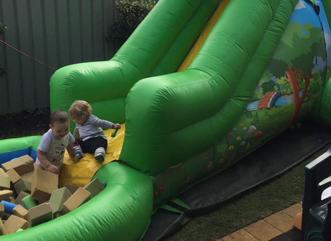 The Big Bounce Bouncy Castles