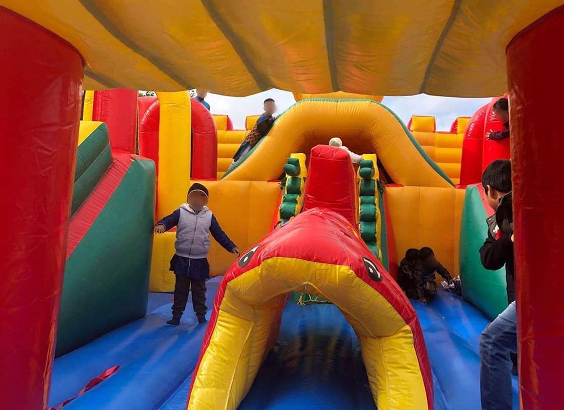 Affordable Bouncy Castles